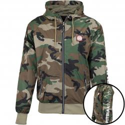Pitbull Jacke Athletic X camouflage