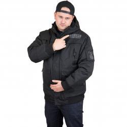 Yakuza Premium Winterjacke 2571 schwarz