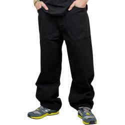 Joker Brand Oriol Basic Baggy Jeans schwarz