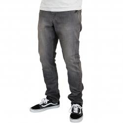 Jeans Volcom Solver Tapered grau