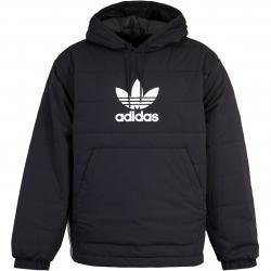 Adidas Lightweight Trefoil Jumper Jacke schwarz