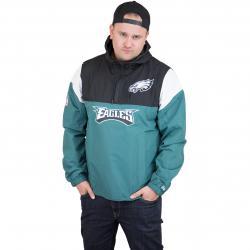 New Era Jumper Colour Block Philadelphia Eagles grün/weiß