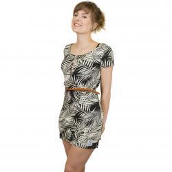 Iriedaily Kleid La Palma schwarz