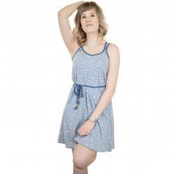 Ragwear Kleid Blandin Organic blue