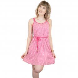 Ragwear Kleid Blandin Organic pink