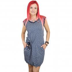 Ragwear Kleid Giza Organic dunkelblau