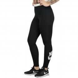 Nike Leggings Club Futura schwarz