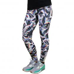 Nike Leggings Floro weiß