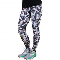 Nike Leggings Floro weiß