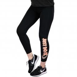 Nike Leggings Just Do It Club schwarz/coral