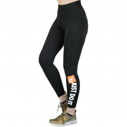 Nike Leggings Just Do It High Waist schwarz