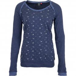 Ragwear Damen Longshirt Delicious indigo