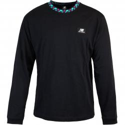New Balance Athletics Terrain Longsleeve schwarz