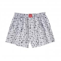 Lousy Livin Boxershorts 1UP Livin 2.0 weiß