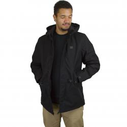 Vintage Industries Parka Wallbrook schwarz