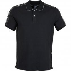 Champion Polo-Shirt schwarz