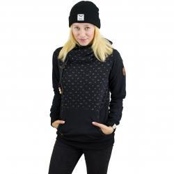 Ragwear Damen-Hoody Avignon A Organic schwarz