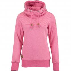 Ragwear Damen-Hoody Nuggie rosa