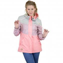 Ragwear Damen Übergangsjacke Fancy pink