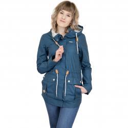Ragwear Damen-Jacke Jewel blau