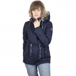 Ragwear Damen-Jacke Monadis dunkelblau