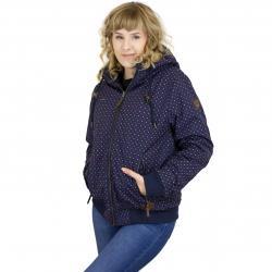 Ragwear Damen Übergangsjacke Nuggie A dunkelblau