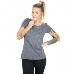 Ragwear Damen T-Shirt Mint C Organic dunkelgrau