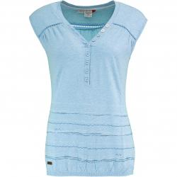 Ragwear Damen Top Salty B hellblau