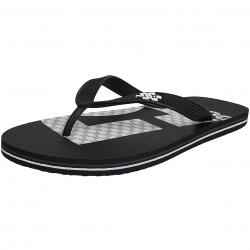 DC Shoes Flip-Flop Spray Graffik schwarz/print