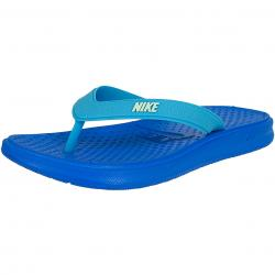 Nike Damen Flip-Flop Solay Thong blau/mint
