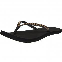 Reef Damen Flip Flop Bliss Embellish schwarz/bronze