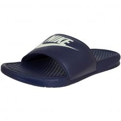 Nike Badelatschen Benassi Just Do It dunkelblau
