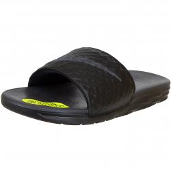 Nike Badelatschen Benassi Solarsoft schwarz/anthrazit