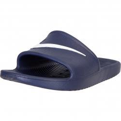 Nike Badelatschen Kawa Shower dunkelblau/weiß