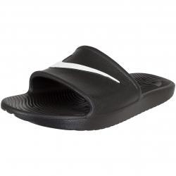 Nike Badelatschen Kawa Shower schwarz/weiß
