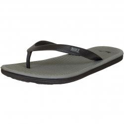 Nike Flip Flop Solarsoft 2 schwarz/grau