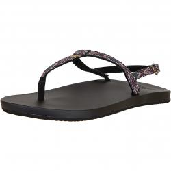 Reef Damen Sandalen Cushion Bounce Slim T schwarz