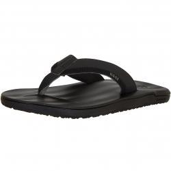Reef Flip-Flop Cushion Contoured schwarz