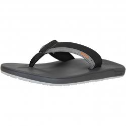 Reef Flip-Flop Cushion Contoured grau/orange
