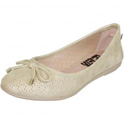 Refresh Damen Ballerinas 63303 oro