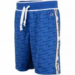 Champion Shorts Bermuda blau