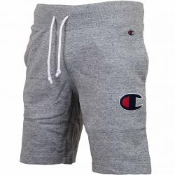 Champion Shorts Bermuda grau