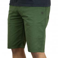 Element Shorts Howland rif. grün