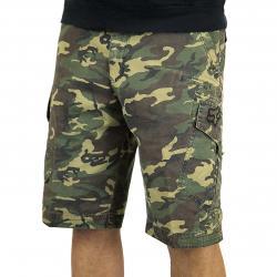 Fox Head Shorts Slambozo Camo Cargo grün/camo