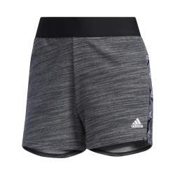 Adidas Essential Tape Damen Shorts grau