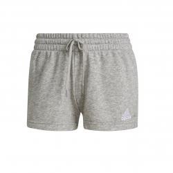 Adidas Essential Regular Damen Shorts grau
