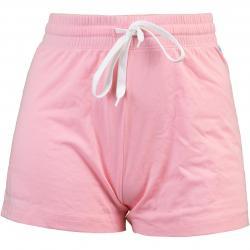 Champion Small Logo Damen Shorts pink