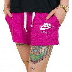 Nike Damen Shorts Gym Vintage fuchsia
