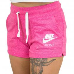 Nike Damen Shorts Gym Vintage pink