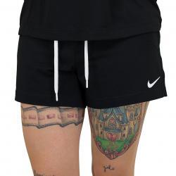 Nike Damen Shorts Jersey schwarz/weiß